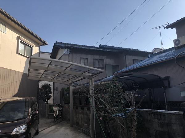 安城市K様 外壁塗装、屋根塗装のサムネイル