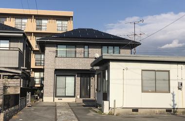 名古屋市H様 外壁塗装、屋根塗装