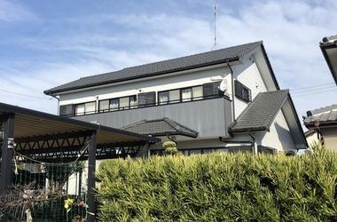 静岡市I様 外壁塗装、屋根塗装