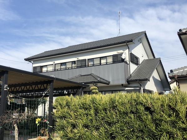 静岡市I様 外壁塗装、屋根塗装のサムネイル