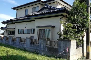 仙台市S様 外壁塗装