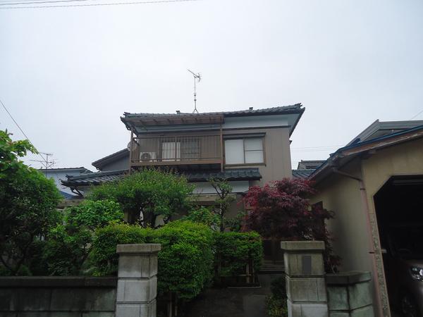 新発田市S様 外壁塗装のサムネイル