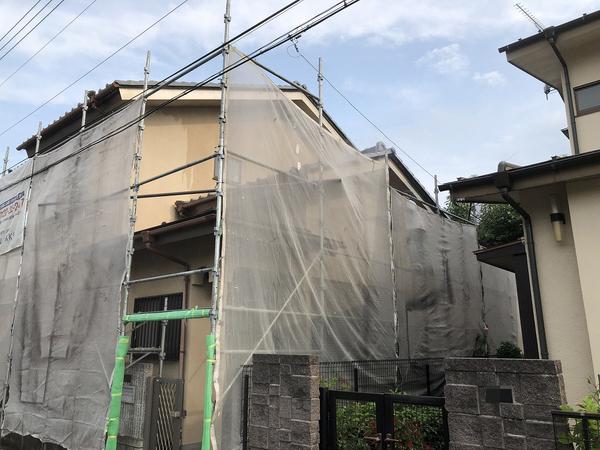 下都賀郡壬生町O様 外壁塗装のサムネイル