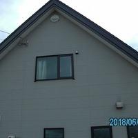 上川郡鷹栖町F様 外壁塗装、屋根塗装のサムネイル