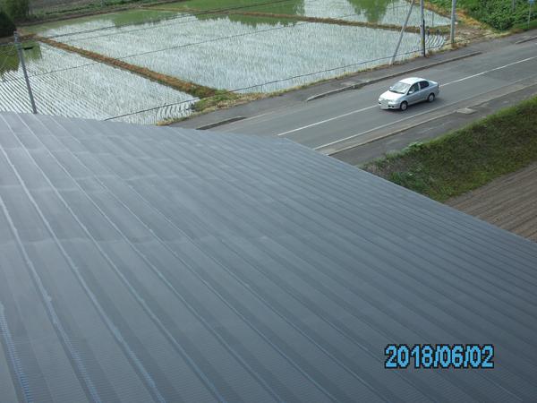 空知郡上富良野町M様 屋根塗装のサムネイル