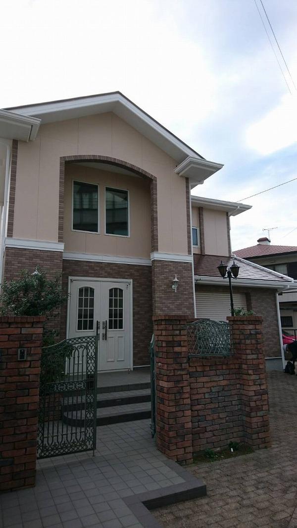 豊川市O様 外壁塗装、屋根塗装のサムネイル