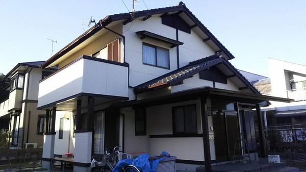 日南市N様 外壁塗装、屋根塗装のサムネイル