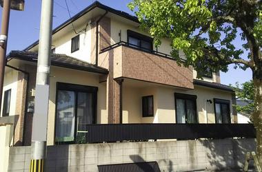 別府市S様 外壁塗装、屋根塗装