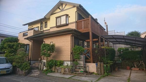日置市F様 外壁塗装、屋根塗装のサムネイル