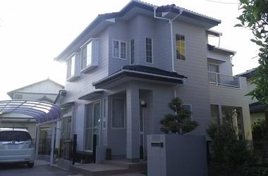 宮崎市H様 外壁塗装、屋根塗装