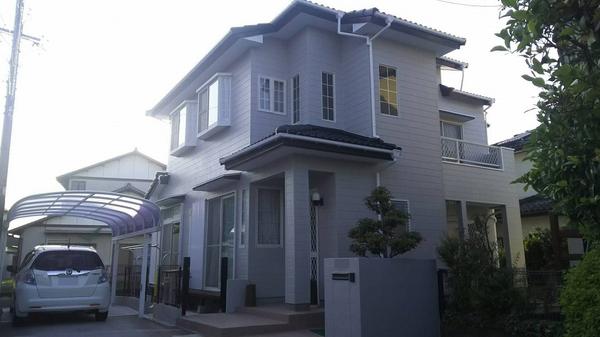 宮崎市H様 外壁塗装、屋根塗装のサムネイル