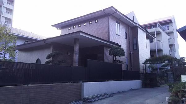 鹿児島市M様 外壁塗装、屋根塗装のサムネイル