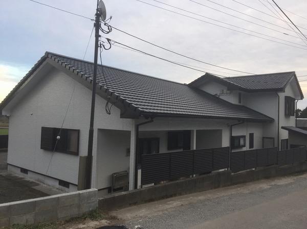 曽於市R様 外壁塗装、屋根塗装のサムネイル