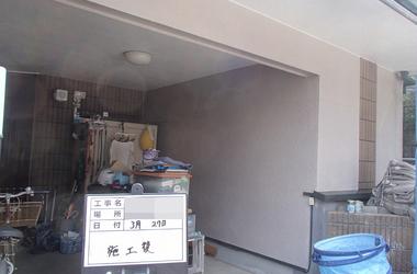 東京都大田区S様 外壁塗装、屋根塗装