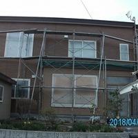 留萌市T様 外壁塗装、屋根塗装のサムネイル