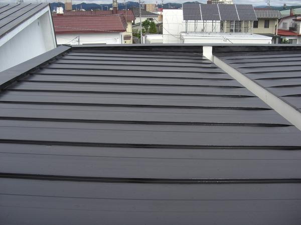 旭川市A様 屋根塗装のサムネイル