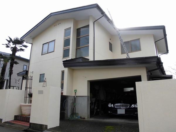 岐阜市M様 外壁塗装、屋根塗装のサムネイル