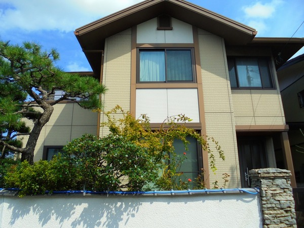 高松市T様 外壁塗装のサムネイル