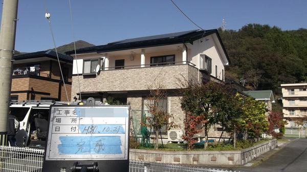 釜石市K様 外壁塗装、屋根塗装のサムネイル