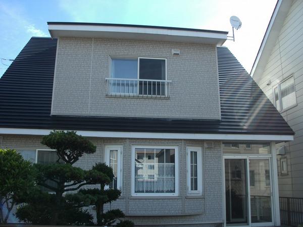 函館市S様 外壁塗装、屋根塗装のサムネイル