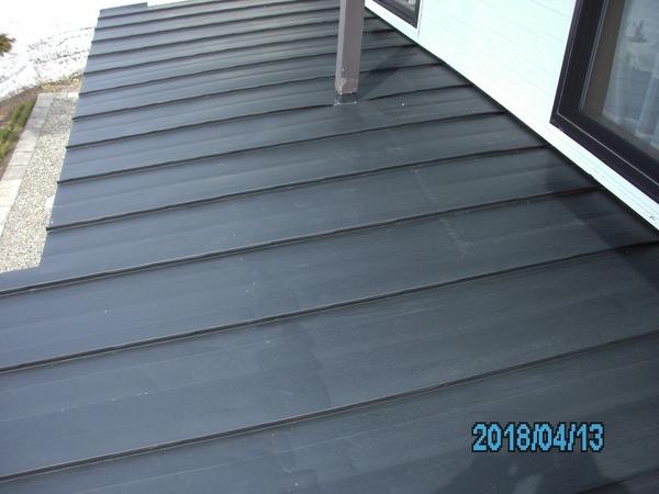 名寄市A様 屋根塗装のサムネイル