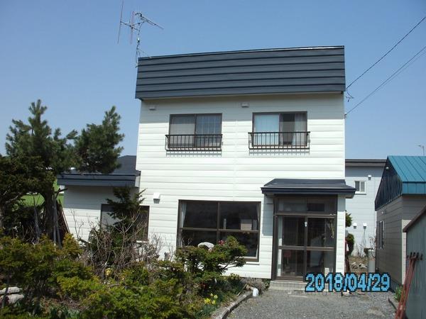芦別市S様 外壁塗装、屋根塗装のサムネイル