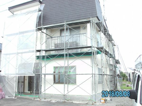 雨竜郡沼田町S様 外壁塗装、屋根塗装のサムネイル
