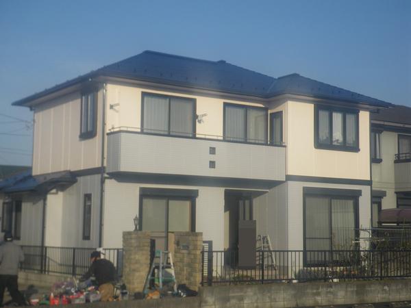 那須郡那須町A様 外壁塗装、屋根塗装のサムネイル