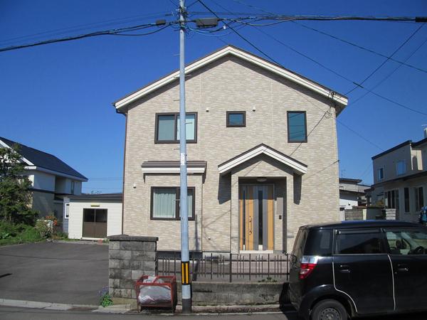 函館市M様 外壁塗装、屋根塗装のサムネイル