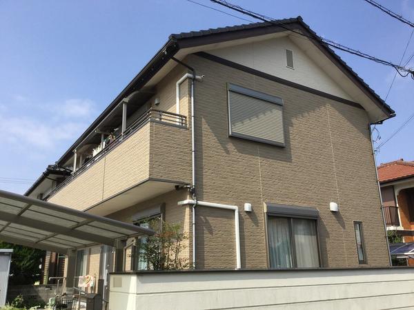 徳島市H様 外壁塗装のサムネイル