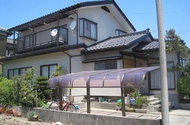 富山市Y様 外壁塗装