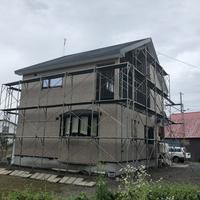 磯谷郡蘭越町S様 外壁塗装、屋根塗装のサムネイル