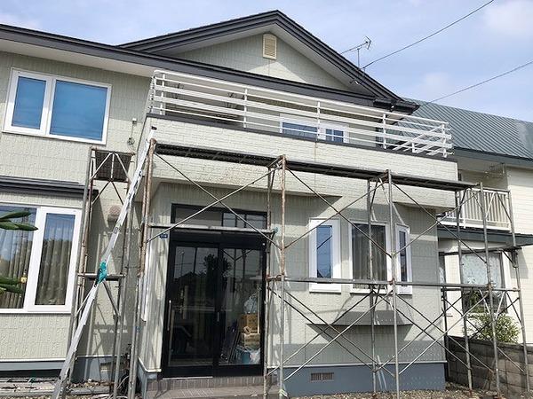 苫小牧市E様 外壁塗装、屋根塗装のサムネイル
