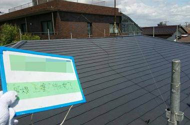 東京都杉並区M様 外壁塗装、屋根塗装