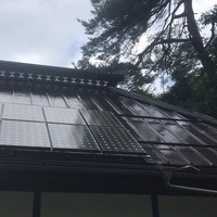 松本市N様 屋根塗装、室内リフォームのサムネイル