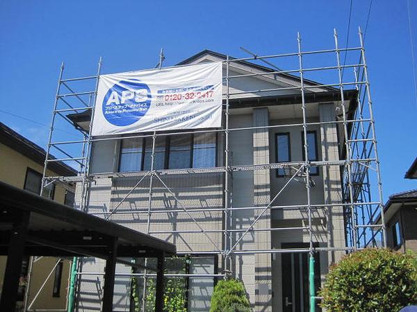 滑川市O様 外壁塗装、屋根塗装のサムネイル