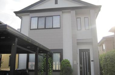 滑川市O様 外壁塗装、屋根塗装