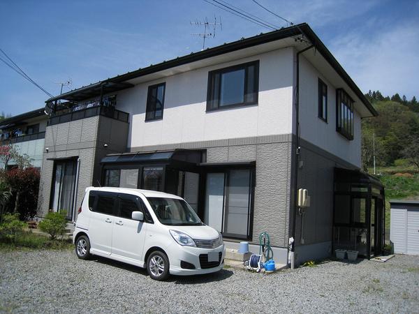 金沢市M様 外壁塗装、屋根塗装のサムネイル