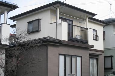 岐阜市K様 外壁塗装、屋根塗装