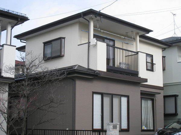岐阜市K様 外壁塗装、屋根塗装のサムネイル