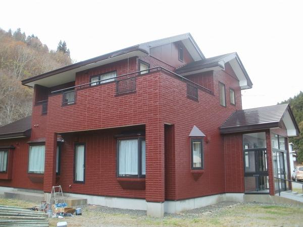 函館市I様 外壁塗装のサムネイル
