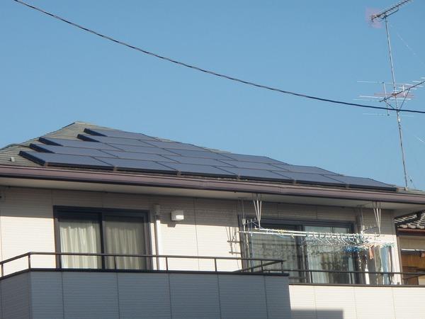 小山市S様 ソーラーパネル設置のサムネイル