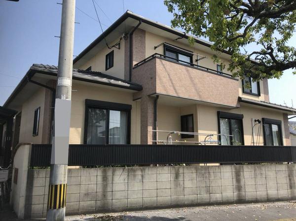 別府市S様 外壁塗装、屋根塗装のサムネイル