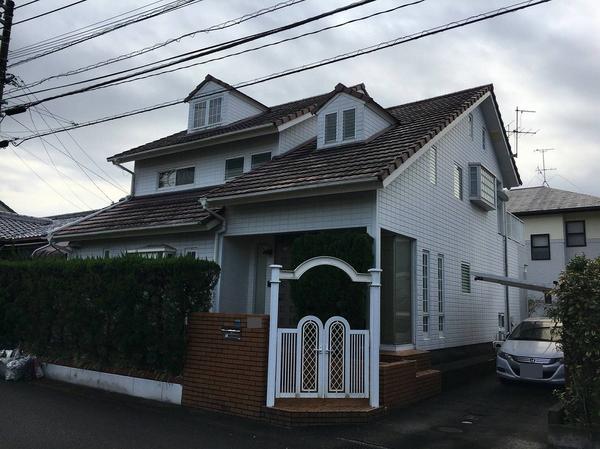 宮崎市K様 外壁塗装、屋根塗装のサムネイル