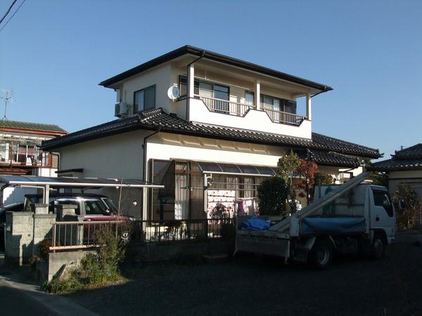 宮城郡七ヶ浜町E様 外壁塗装、屋根塗装のサムネイル