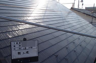 東京都世田谷区Y様 外壁塗装、屋根塗装