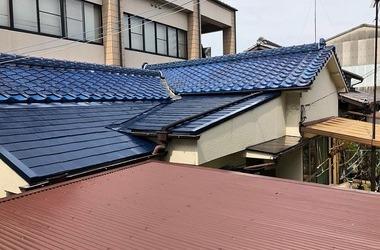 姫路市M様 屋根塗装
