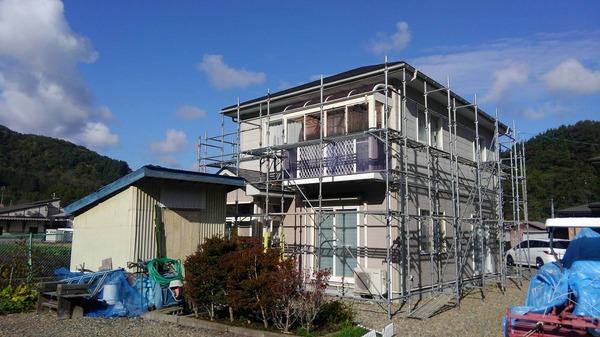 岩手郡葛巻町T様 屋根塗装のサムネイル