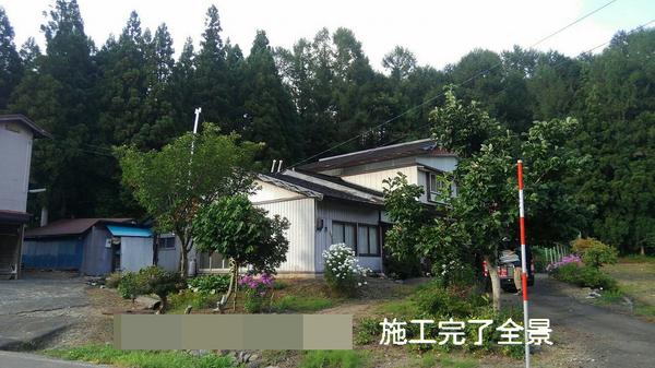 八幡平市S様 屋根塗装のサムネイル