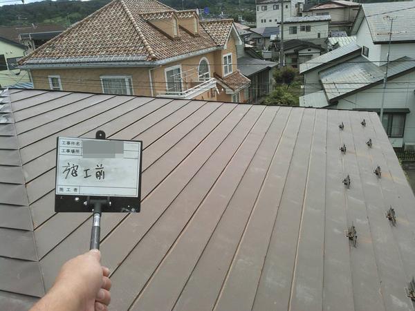 盛岡市O様 屋根塗装のサムネイル